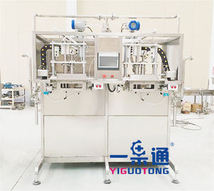 BIB Filling Machine For Oil Water , 5L Bag In Box filling Equipment