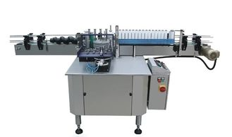 Cantin Paper Paste Automated Labeling Machines , Liner Labeler Equipment