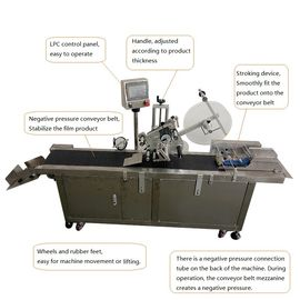 Durable Food Processing Equipment For Top Sticker / Bottle Labeling Machine